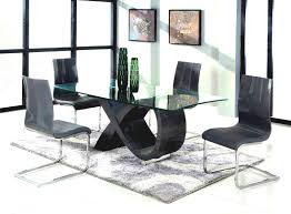 modern glass dining room tables. Modern Glass Dining Table Luxury Room Tables