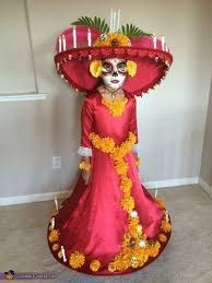 the book of life la muerte costume at costume works