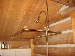 diy clawfoot tub shower. [ img] diy clawfoot tub shower n