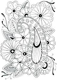 Coloring Pages Flower Coloring Sheets For Toddlers Color Pages