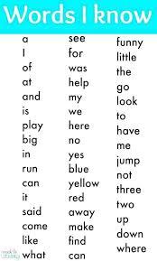 Primer Sight Words Worksheets Grade Word First Printable Third List