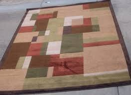 5 by 7 rug size
