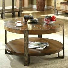 round wood coffee table rustic round reclaimed wood coffee tables marvelous rustic round coffee table reclaimed