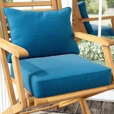 sunbrella chair cushions 2 piece indoor outdoor chair cushion set sunbrella chair cushions with velcro ties