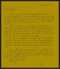 Sample Romantic Love Letter Instructions For Writing A Love Letter Taking The Love Letter Oath 3