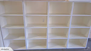 plywood non swelling durable shelves can be ordered in custom size trade me