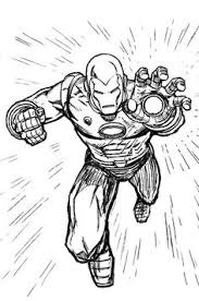 Small Picture Iron Man Coloring Pages ironman mark06 iron man coloring book