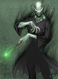 ly hallows lord voldemort by leandroton