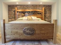 rustic bed plans. Perfect Plans Impressive King Size Bed Plans 15 How To Build A Frame Inside Rustic B
