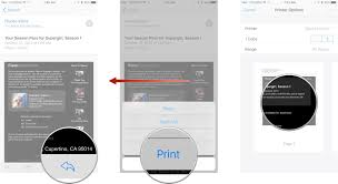 How To Print Mail Messages To Pdf With 3d Touch On Iphone Imore