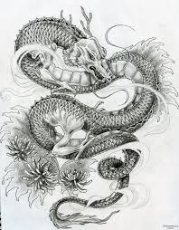 Dragon Tattoo Photo Num 321