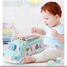 Top 10 mẫu đồ chơi cho bé trai 1 tuổi tốt nhất năm 2020 - Cachhay.net