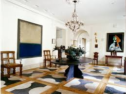 The Sophisticated Interior Design by AD100 List  I Part Stephen Sills  Associates Entryway ad100 list ...