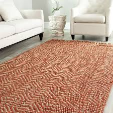 4 x 6 area rug square red cream hexagonal pattern classic pertaining to rugs designs 5