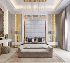 Bedroom Designs: Master Bedroom Suite - Modern