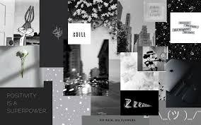 Grey Aesthetic Computer Wallpapers ...
