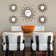 Small Picture Stratton Home Decor Burst Wall Mirrors Set of 5 Artful Walls