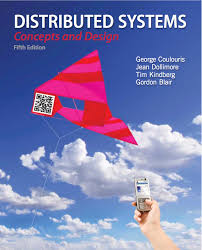 distributed systems concepts and design fifth edition by