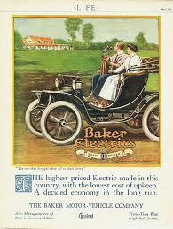 Image result for baker electric cars