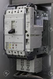 Circuit Breaker Cabinet Industrial Circuit Breaker Used To Protect Electrical Equipment