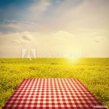 Picnic Template Picnic Template In Sunrise Buy This Stock Photo And Explore