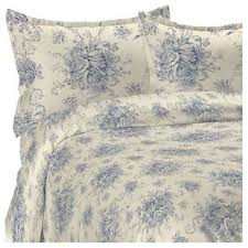 french blue toile bedding. Contemporary French Emerald Toile Duvet Cover Collection To French Blue Bedding