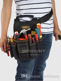 electricians tool pouch. 2018 tool bag black bucket pouch waist professional electricians organizer hbt 004 good quality from jackhuang, $23.12 | dhgate.com