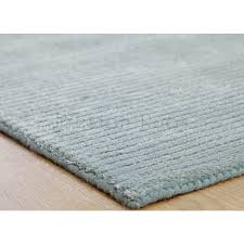 conran fine stripe rug duck egg blue with regard to decor 6