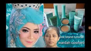 58 alat make up wardah untuk pengantin