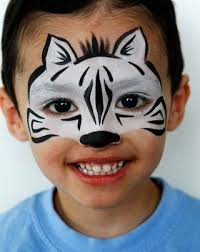 childrens face paint ideas best 25 easy face painting ideas on facepaint easy