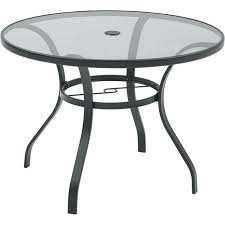 glass patio table replace