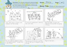 How To Write A Children S Story Template Storyboard Template For Kids Free Template Storyboard