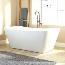 lowes freestanding tub. Freestanding Tubs Acrylic Tub Lowes Canada .