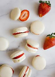 Macaron Guide Sheet Strawberry Shortcake Macarons And A Mothers Day Gift Guide