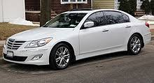 hyundai genesis 2013 4 door. Modren Door 2012 Facelift In Hyundai Genesis 2013 4 Door P
