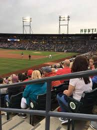 Huntington Park Section 22 Home Of Columbus Clippers