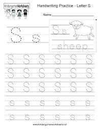 Name Tracing Worksheets For Kindergarten Free Writing Preschool ...