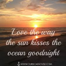 Coastal Quote Ocean Kisses Amazing Quotes About The Ocean And Love