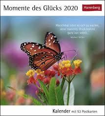 Momente Des Glücks 2020 Kalender Portofrei Bestellen