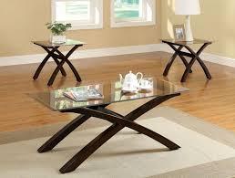 Industrial Looking Coffee Tables Wood Coffee Table With Metal Legs Wood And Metal Coffee Table Sets