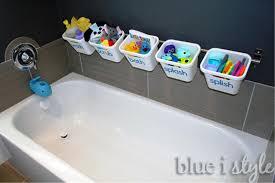 image of tub toy organizer