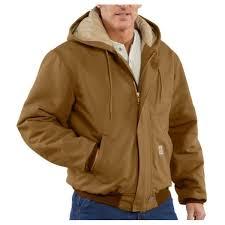 Carhartt 101621 Flame-Resistant Quilt Lined Duck Active Jacket &  Adamdwight.com