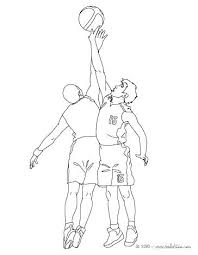 Nba Players Coloring Pages Players Coloring Pages Basketball