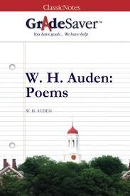 "w h auden poems ""spain"" summary and analysis gradesaver w h auden poems"