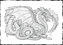 Awesome Dragon Coloring Pages Awesome Dragon Coloring Pages Cool