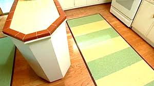 how to make a linoleum area rug
