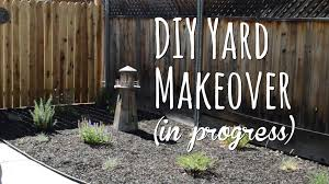 Small Picture DIY yard makeover front yard before and after with drought