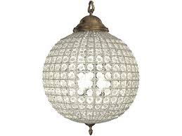 sphere chandelier with crystals to expand metal sphere crystal chandelier