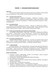 Sampling Design Example In Thesis How To Write Methodology Section N Research Paper Examples