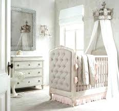 Crown Canopy Crib Princess Bed Nursery Baby Amazing Of Be – momotop